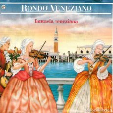 CDs de Música: RONDÓ VENEZIANO - FANTASÍA VENEZIANA - CD ALBUM - 13 TRACKS - ARIOLA / BMG 1986. Lote 115450043