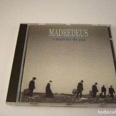 CDs de Música: O ESPIRITO DA PAZ- MADREDEUSEMI1994. Lote 115457555