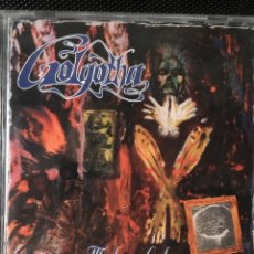 CDs de Música: GOLGOTHA-MELANCHOLY-1995-PRECINTADO NUEVO!!. Lote 115484682