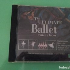CDs de Música: THE ULTIMATE BALLET COLLECTION. Lote 115489287