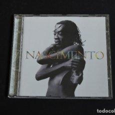 CDs de Música: MILTON NASCIMENTO - NASCIMENTO CD. Lote 115489835