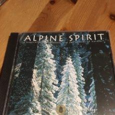 CDs de Música: ALPINE SPIRIT - CD NEW AGE. Lote 115498202