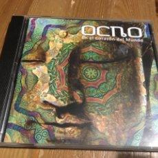 CDs de Música: OCNO - EN EL CORAZÓN DEL MUNDO - CD NEW AGE. Lote 115498288