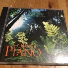 CDs de Música: FOREST PIANO - CD NEW AGE. Lote 115498556