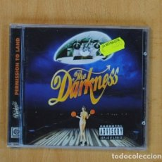 CDs de Música: THE DARKNESS - PERMISSION TO LAND - CD. Lote 115508443