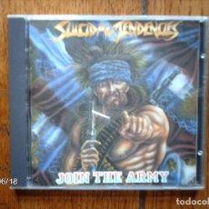 CDs de Música: SUICIDAL TENDENCIES - JOIN THE ARMY . Lote 115522883