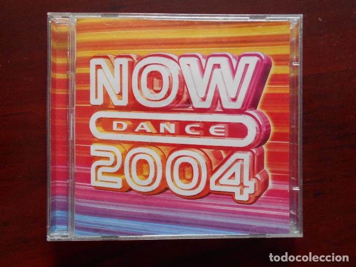 CD NOW DANCE (2 CD) (3Ñ) (Música - CD's Disco y Dance)