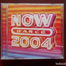 CDs de Música: CD NOW DANCE (2 CD) (3Ñ). Lote 115569547