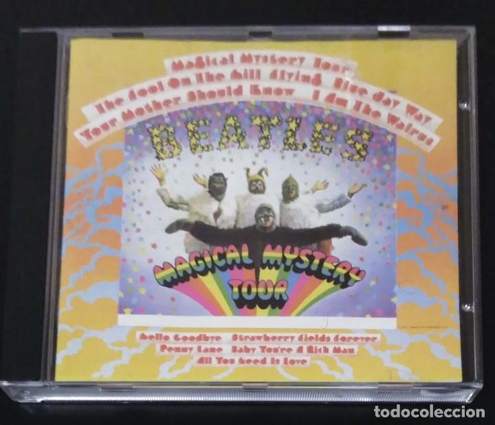 THE BEATLES (MAGICAL MYSTERY TOUR) CD (Música - CD's Pop)