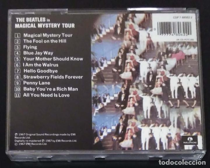 CDs de Música: THE BEATLES (MAGICAL MYSTERY TOUR) CD - Foto 2 - 115579739