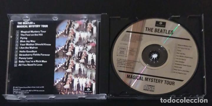 CDs de Música: THE BEATLES (MAGICAL MYSTERY TOUR) CD - Foto 3 - 115579739
