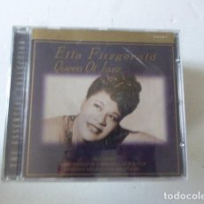 CDs de Música: ELLA FITZGERALD. QUEEN OF JAZZ. 15 TEMAS. Lote 115583211