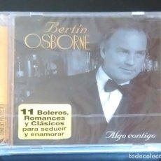 CDs de Música: BERTIN OSBORNE (ALGO CONTIGO) CD 2005 * PRECINTADO. Lote 115585835