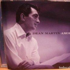 CDs de Música: DEAN MARTIN AMORE CD ALBUM 2009. Lote 115613671
