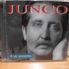 CDs de Música: JUNCO A MI MANERA CD 1999. Lote 115620307