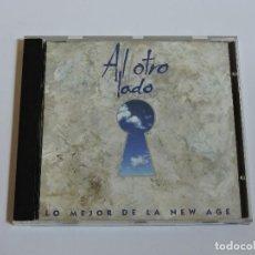 CDs de Música: AL OTRO LADO: LO MEJOR DE LA NEW AGE CD. Lote 115628843