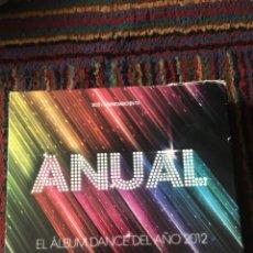 CDs de Música: ANUAL - EL ALBUM DANCE DEL AÑO 2012 - TRIPLE CD. Lote 115690067
