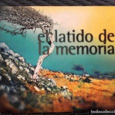 CDs de Música: EL LATIDO DE LA MEMORIA DOBLE CD. SIN USO. BUEN ESTADO CONSERVACIÓN. Lote 115697731