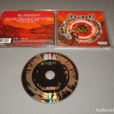 CDs de Música: HAD ( BLACKOUT ) - CD - 82876 53592 2 - BMG - SUCK IT UP - CRAZY LIFE - THE ONLY ONE - CARNIVALE .... Lote 115737911