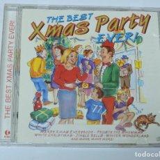 CDs de Música: THE BEST XMAS PARTY EVER CD. Lote 115747119