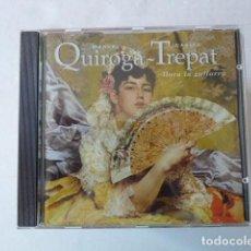 CDs de Música: MANUEL QUIROGA - CARLES TREPAT. LLORA LA GUITARRA. 14 TEMAS . Lote 115798711