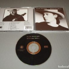 CDs de Música: ALAN HAYNES ( WISHING WELL ) - FOCUS CD-0256 - WISHING WELL - KNOCKS ME OUT - I CAN TELL .... Lote 115828891