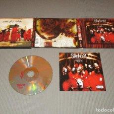 CDs de Música: SLIPKNOT ( SLIPKNOT ) - CD DIGIPACK - RR 8655-9 - ROADRUNNER RECORDS - LIBERATE - SUR FACING .... Lote 115836539
