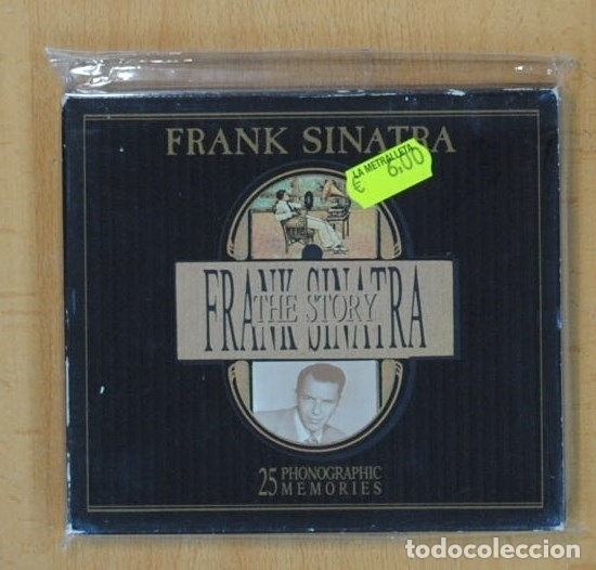 FRANK SINATRA - THE STORY - CD (Música - CD's Jazz, Blues, Soul y Gospel)