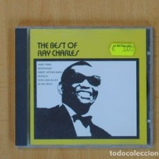 CDs de Música: RAY CHARLES - THE VERY BEST OF RAY CHARLES - CD. Lote 115861731