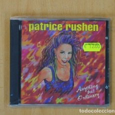 CDs de Música: PATRICE RUSHEN - ANYTHING BUT ORDINARY - CD. Lote 115865351