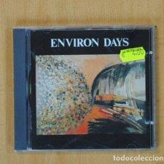 CDs de Música: ENVIRON DAYS - ENVIRON DAYS - CD. Lote 115866071