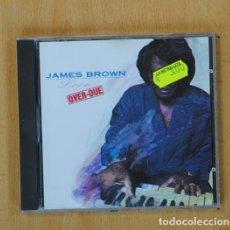 CDs de Música: JAMES BROWN - LOVE OVER DUE - CD. Lote 115866942