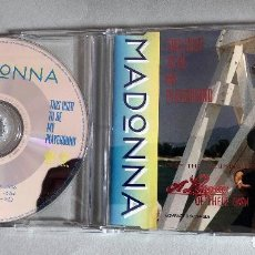 CDs de Música: MADONNA - THIS USED TO BE MY PLAYGROUND *3 - 9362 40510-2 - GERMANY CD SINGLE . Lote 115911351