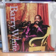 CDs de Música: BARRY WHITE PUT ME IN YOUR MIX CD GERMANY 1991 PDELUXE. Lote 115917539