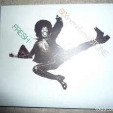 CDs de Música: SLY AND THE FAMILY STONE-FRESH. Lote 115925687