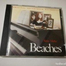 CDs de Música: CD - BEACHES - OSR. Lote 115958767