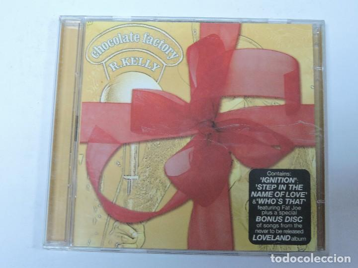 r kelly chocolate factory cd free download