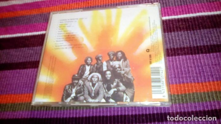 CDs de Música: BOB MARLEY & THE WAILERS - CD ORIGINAL - UPRISING - REGGAE - Foto 3 - 116056611