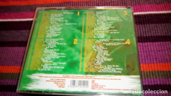 CDs de Música: los 100 mayores éxitos del reggae. 4 cd's 1998. originales BOB MARLEY + PETER TOSH + THIRD WORLD - Foto 4 - 116056939
