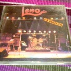 CDs de Música: LEÑO EN DIRECTO CD ORIGINAL ZAFIRO 1991. Lote 116058607