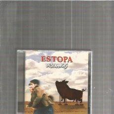 CD de Música: ESTOPA. Lote 116074627