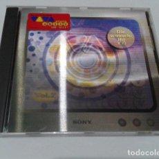 CDs de Música: CD VARIOS SONY 1997 DOBLE CD ( VIVA INTERAKTIV - DIE WUNSCH-HIT CD VOL.2 ) DANCE-POP NUEVO. Lote 116085115