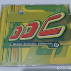 CDs de Música: CD DANCE DIVISION COLLECTION ( DCD VOL 12 ) 1999 PINK RECORDS DOBLE CD . Lote 151173066