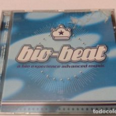 CDs de Música: CD ( BIO - BEAT ) 1998 PINK RECORDS A BIO EXPERIENCE ADVANCED MUSIC. Lote 116088607