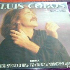 CDs de Música: LUIS COBOS VIENNA CONCERTO ORQUESTA SINFÓNICA DE VIENA - WSO Y ROYAL PHILARMONIC ORCHESTRA. Lote 116110139