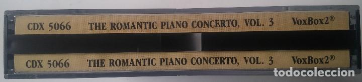 ROMANTIC PIANO CONCERTO - VOL 3 - 2 CD - MORITZ MOSZKOWSKI - XAVER  SCHARWENKA - ANTON RUBINSTEIN