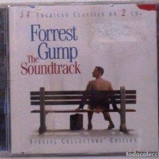 CDs de Música: FORREST GUMP - 2 CD. Lote 116149907