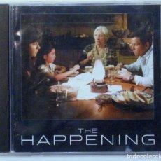 CDs de Música: THE HAPPENING - CD. Lote 116149939