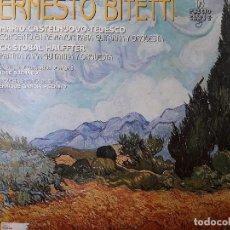 CDs de Música: ERNESTO BITETI VINILO LP. Lote 116153595