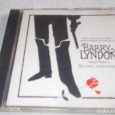 CDs de Música: BARRY LYNDON BANDA SONORA ORIGINAL. Lote 116161119